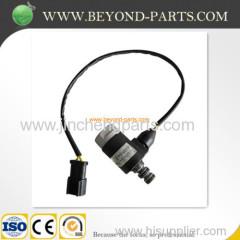 Komatsu Excavator parts PC60-7 PC120-6 rotary solenoid valve 203-60-62161 203-60-62171