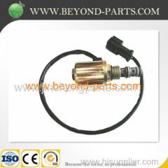 Komatsu PC-6 excavator valve PC200-6 PC300-6 6D95 rotary solenoid valve 20Y-06-22121 20Y-06-22122