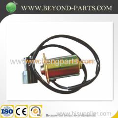 Komatsu Excavator parts PC200-6 PC300-6 6D102 rotary solenoid valve 206-60-51132 206-60-51131 206-60-51130