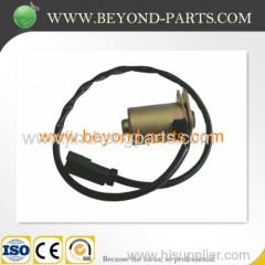Excavator Komatsu spare parts PC200-7 rotary solenoid valve 20Y-60-32120