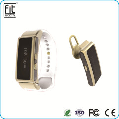 Wearable technology smart bracelet bluetooth headset