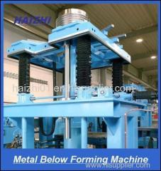 Expansion joint forming machine