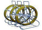 High Strong FRP Duct Rodder / New FRP Rods / Electric Cable Duct Rod