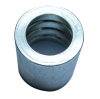 Carbon steel stainless steel copper Hydraulic Fitting Ferrule 01100