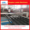 plastic roofing sheet production line