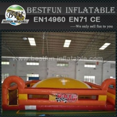 Inflatable soft mountain mattress