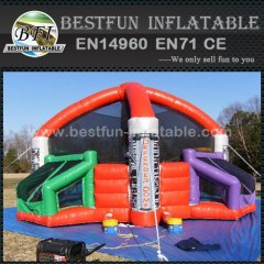 Inflatable dodge ball on sale
