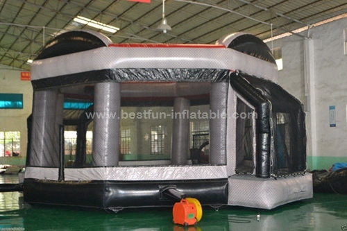 Kidwise Commercial Basketball Arena Interactive Inflatable