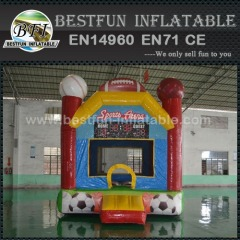 Sport Arena Inflatable Bounce