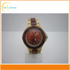 2016 Newest Design Wholesale Wood Watch Custom Logo Bamboo Wooden Watch We Wood Watch