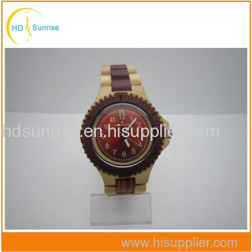 Wholesale Wood Watch Custom Logo