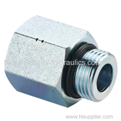 SAE O-RING BOSS L-SERIES ISO 11926-3/NPT Female Thread Tube fittings 5ON