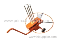 Automatic clay trap launcher
