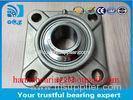 Flanged Housing Trailer Wheel Pillow Block Linear Bearings Four Bolt 40x130x51.2 mm