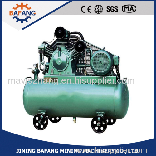 The mobile portable air compressor of oil-free used for industry with the best price