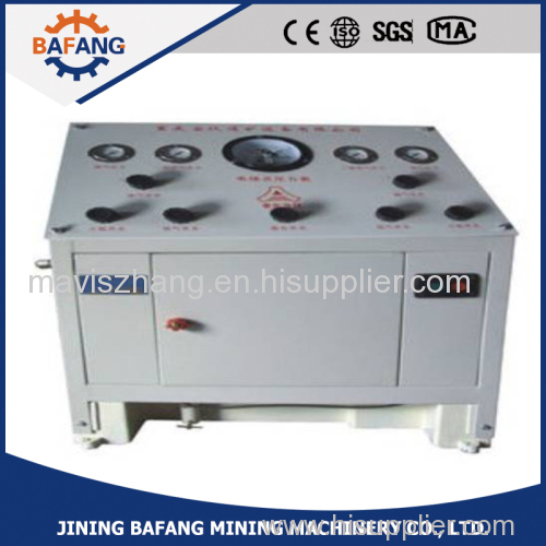 Used for mine of Oxygen filling pump