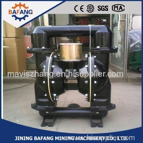 The New year price of pneumatic diaphragm pump used for industry