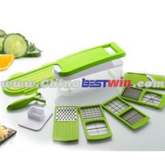Kitchen Master Green Manual Food Slicer
