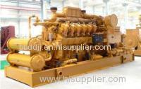 natural gas LPG generator set