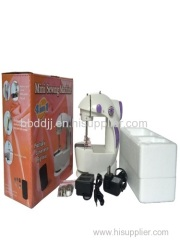 Mini sew machine Mini sew machine