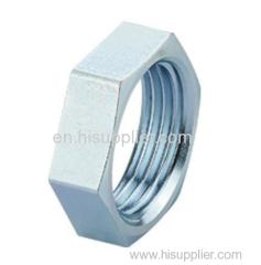 SAE o-ring lock nut