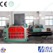 metal horizontal baler machine