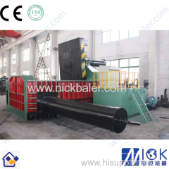 Used copper Hydraulic Baling press