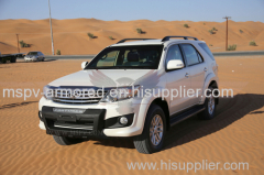 Armoured Fortuner For Sale   MSPV Armoured Vehicles UAE