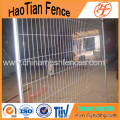 2016 New Type Removeable Australia Standard Fence Panel