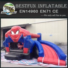 Custom durable commercial spiderman bounce