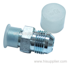 OEM hydraulic pipe adapter
