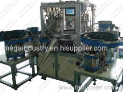 automatic assembly machine for plug socket