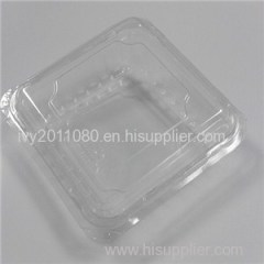 Keep Fresh Plastic Salad Box