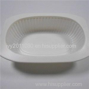 Microwaveable Disposable Plastic Food Box