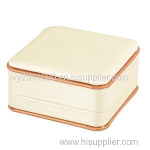 Bracelet Packaging Leather Jewelry Box