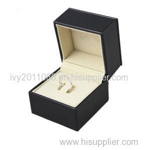 Top Grade Leahter Ring Box