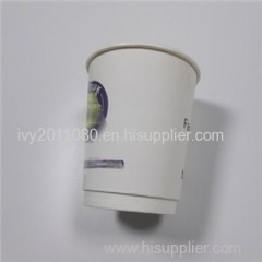 Hot Insulated Paper Cups