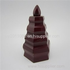 Annatto Wood Candle Box