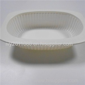 Thickness Disposable Plastic Food Box