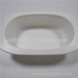 Microwave Safe Disposable Plastic Food Box