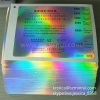 Factory Wholesale Hologram Destructible Anti-counterfeit Feature Material Anti-fake Usage Hologram Sticker Labels