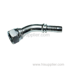 JIC Hydraulic Pipe Fitting