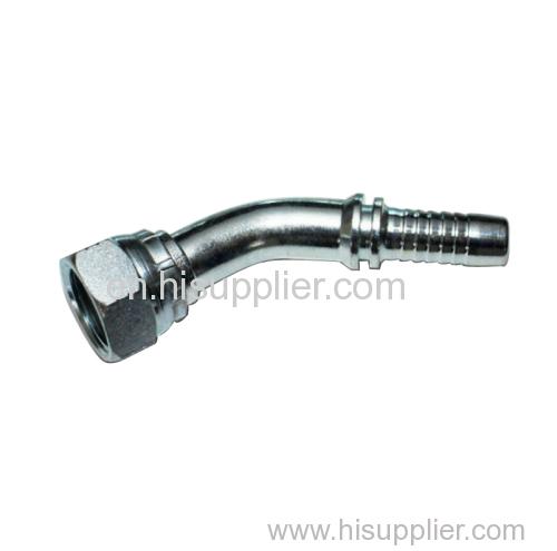 JIC Hydraulic Pipe Fitting