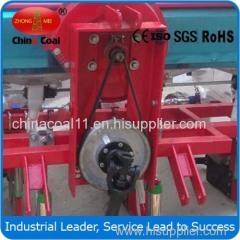 2BYQFH-4 4-rows pneumatic corn seeder Vacuum corn/soybean planter corn seed planting machine
