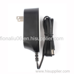 UL listed energy efficiency VI power supply 5w 12w 24w 18w 36w series ac dc adapter