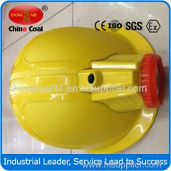 Sm 2022 Aluminum Alloy Miner Safety Helmet