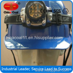 v-shape miner's lamp safety helmet
