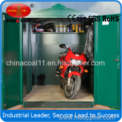 garage container for motorcycle (Motorcycle Sheds container)