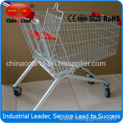 RHB-60B Chinese manufacturer Grocery shopping carts for sale