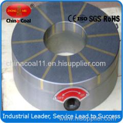 RMC100 Circular Dense Permanent Magnetic Chuck